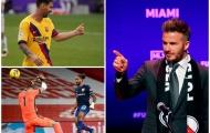Từ Messi đến Walcott: Inter Miami và 'siêu đội hình' trong mơ