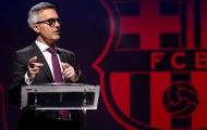 """Ứng viên chủ tịch Barca: """"Sẽ không có bom tấn nào vào mùa Hè"""""""
