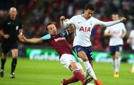 West Ham đã chiếm được sân vận động của Spurs, tiếp theo sẽ là suất dự Champions League