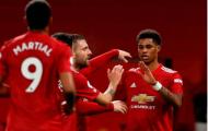 7 con số 'biết nói' về Rashford trong trận thắng Newcastle