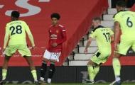 Ở Man Utd, có 1 cầu thủ 'rất dũng cảm và tràn đầy năng lượng'