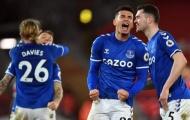 Những thống kê nổi bật sau trận thua của Liverpool trước Everton