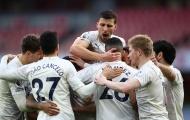 'Quái thú' xuất hiện trong trận Arsenal 0-1 Man City