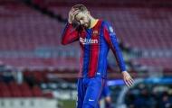 Sao Barca thất vọng vì mất điểm trước Cadiz