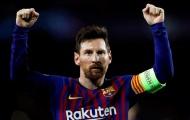 Top 10 ''cây trường sinh' của Barca: Messi 'quá dữ', toàn học trò Pep