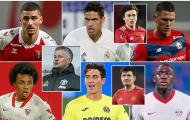5 trung vệ Man United cần chiêu mộ để nâng tầm Maguire