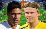 Siêu đội hình Man United nếu mang về 5 chữ ký mới hè 2021
