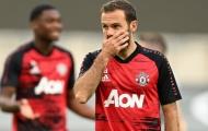 Man Utd coi chừng, 3 'ông lớn' quyết giải cứu Juan Mata