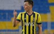 Chia tay Arsenal, Ozil đang sa lầy ra sao trên đất Thổ?