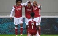 5 điểm nhấn Arsenal 3-2 Benfica: 2 cặp đôi bay bổng; Tội đồ được cứu rỗi
