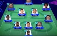 Đội hình tiêu biểu tuần Champions League: Man City chiếm sóng, 'cứu tinh Real' cũng có phần