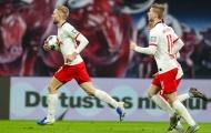 Trước trận lượt về với Liverpool, sao Leipzig hạ quyết tâm lật ngược tình thế