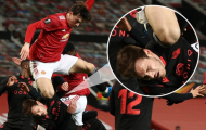 Phạm lỗi thô bạo, Lindelof khiến Man United nhận cái kết đắng