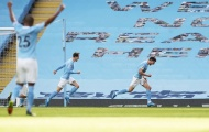 10 thống kê Man City 2-1 West Ham: Ngả mũ trước Pep Guardiola!