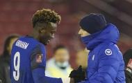 HLV Tuchel lý giải việc không đăng ký Abraham ở trận gặp Man Utd