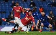 Bruno đã bị Kante 'bỏ túi' như thế nào trong trận Chelsea 0-0 Man Utd?