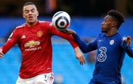 Luke Shaw hé lộ sốc về trọng tài, Man Utd bảo Shaw 'nghe nhầm'
