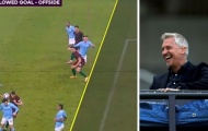 Man City bị tước 1 bàn thắng, Gary Lineker tức giận với VAR