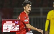 Phớt lờ HAGL, Lee Nguyễn chỉ ra 2 đối thủ khó nhằn trong tháng 3
