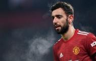 5 điểm nhấn Crystal Palace 0-0 Man Utd: Bruno quá tải; Quỷ đỏ 'đầu hàng'