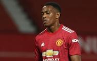 Hòa Palace, Man Utd nhận tin không vui về Anthony Martial