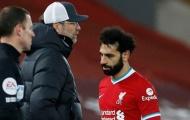 Salah lắc đầu rời sân, Klopp nói rõ 1 lời
