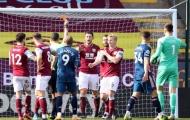 TRỰC TIẾP Burnley 1-1 Arsenal (KT): Nỗ lực bất thành của Pháo thủ