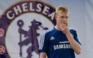 6 từ của Mourinho khiến De Bruyne rời Chelsea