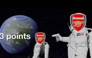 Cười té khói với loạt ảnh chế Arsenal hòa Burnley