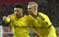 Dortmund 'không kỳ vọng' biến Haaland, Sancho thành 'bom tấn' mùa chuyển nhượng
