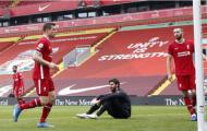 Tội đồ gọi tên Salah, Liverpool nhận cú sốc 'xấu hổ' tại Anfield