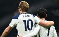 Kane và Son kết hợp xô đổ kỷ lục Premier League