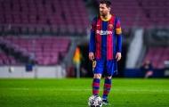 Messi đang bị chính các đồng đội chống đối?