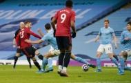 TRỰC TIẾP Man City 0-2 Man Utd (KT): City bị cắt mạch toàn thắng