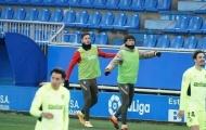 2 cầu thủ đắt giá nhất lại là nỗi đau đầu của Diego Simeone