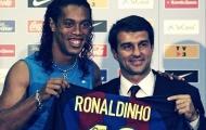 Joan Laporta đã tìm ra 'Ronaldinho, Deco mới' cho Barca