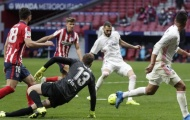 Real Madrid không bao giờ đầu hàng