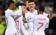 'Siêu đội hình' cho ĐT Anh ở EURO 2020: Shaw trở lại; Không có Sancho