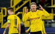 Siêu Haaland 'làm hết', Dortmund vượt mặt Sevilla vào tứ kết Champions League