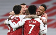 Đội hình Arsenal đấu Olympiacos: Mũi đinh ba S.A.P xuất trận?