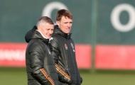 Solskjaer làm rõ vai trò mới của Darren Fletcher tại Man Utd