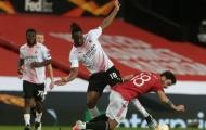 14 thống kê Man Utd 1-1 AC Milan: Bruno vẫn quá khủng; Lịch sử gọi tên Amad Diallo