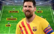 Đội hình 11 ngôi sao bị loại khỏi Champions League đáng tiếc nhất