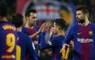 Thay Coutinho và Busquets, Barca sẵn sàng thâu tóm 2 'gã thất sủng'