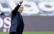 Zidane và 'cây đinh ba' bất khả xâm phạm tại Real