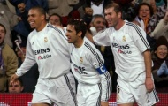 17 năm trước, Real Madrid từng sở hữu đội hình 'khủng' ra sao?