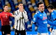 CHÍNH THỨC! Quá lằng nhằng, trận Juventus - Napoli lại bị hoãn