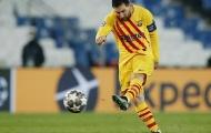 ĐH tiêu biểu vòng 1/8 Champions League giữa tuần qua: Song sát Messi - Haaland