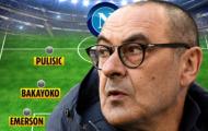 Đội hình Napoli khủng cỡ nào nếu Sarri trở lại?