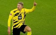 Dortmund lên tiếng chắc nịch về tương lai của Haaland